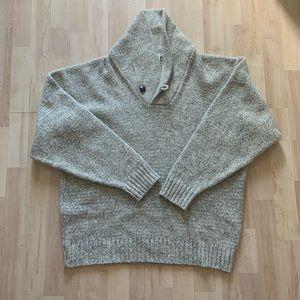 London Fog Knit Sweater size L